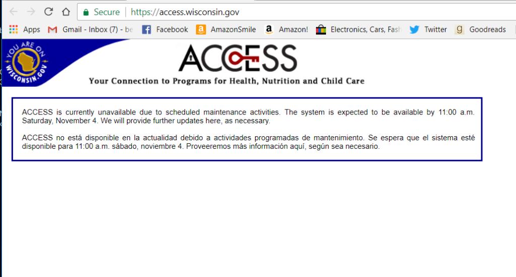 WI Access Denied